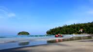 Time lpase KATA Beach Phuket (HD.) video
