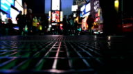 Time Square Grid video