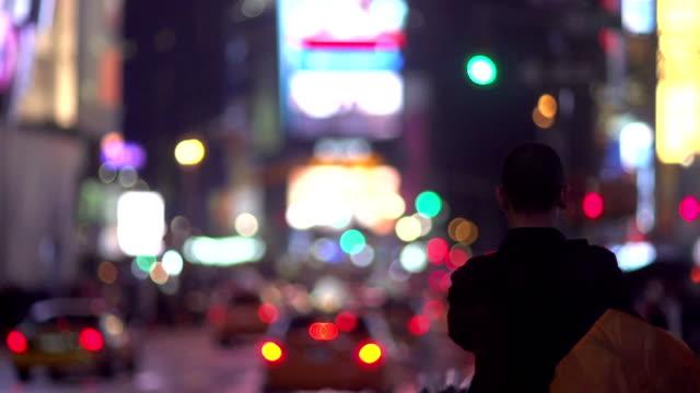 Time Square Photo Flash video