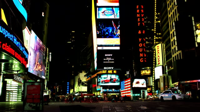 Time square video