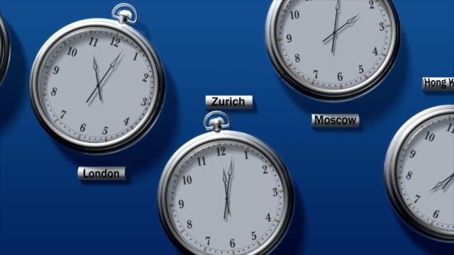 Time zones video