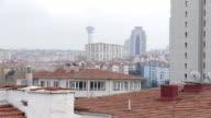 Timelapse at Ankara with Atakule video