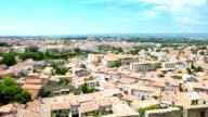HD Timelapse: Carcassonne Cityscape France video