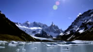 timelapse chalten fitz roy video