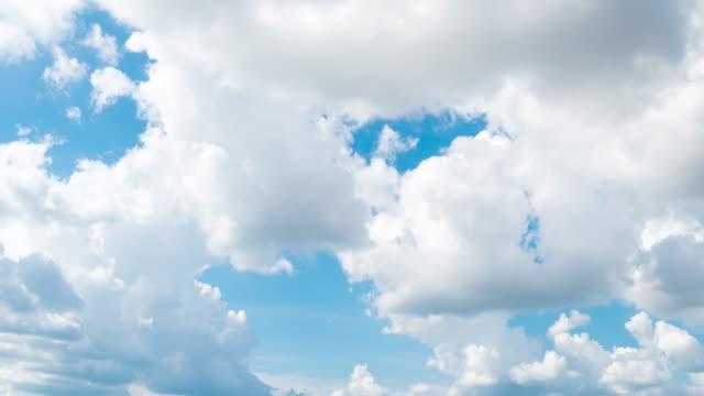 4K Timelapse: Cloud in daytime. video