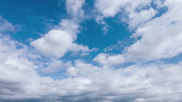 4K Timelapse Cloud video