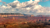 Time-Lapse Clouds Above The Grand Canyon video