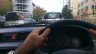 Timelapse driving in Auckland, New Zealand video