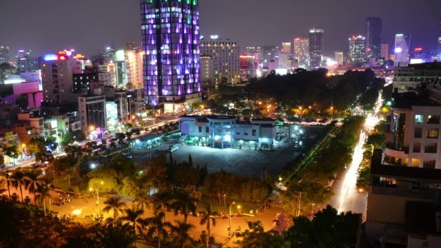 Timelapse from Saigon video