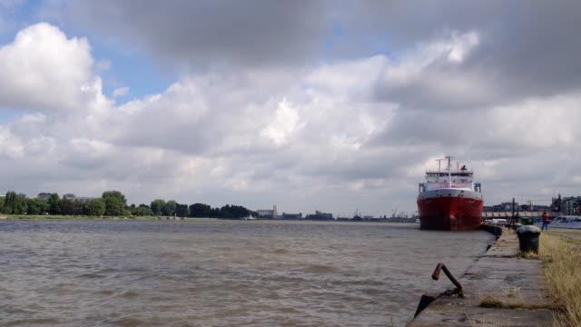 Timelapse in Antwerp video