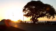 Time-lapse in Porto Alegre video