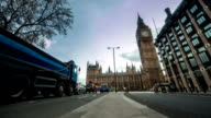 Timelapse London - Long distance move to Big Ben video