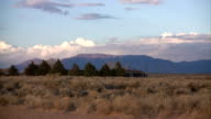 Timelapse New Mexico Scenic video