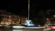 timelapse night in Almuñecar video