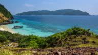 Timelapse: NyaungOoPhee island, Myanmar video