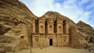 Timelapse of Ad Deir - The Monastery / Jordan video