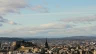 Timelapse of Edinburgh video