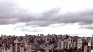 Timelapse of Porto Alegre City video