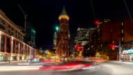 Timelapse of Toronto (Wellington Street East) video