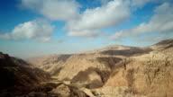 Timelapse of Wadi Dana Biosphere Reserve - Jordan video