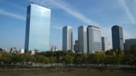 Timelapse : Osaka city video