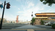 HD Time-lapse: Pedestrians at Kobe video