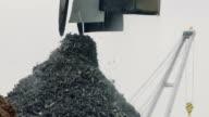 Timelapse Quarry Machinery Conveyor Belt video
