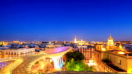 HD Time-lapse : Santa Maria de la Sede Cathedral video