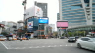 Timelapse : Seoul City in Korea video