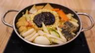 Timelapse : Sindang dong tteokbokki, Korean food video