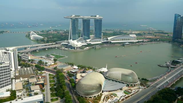 HD Timelapse - Singapore city video