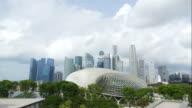 timelapse singapore city video
