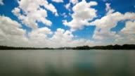 Time-lapse Singapore Upper Pierce Reservoir video