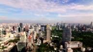 Timelapse Transportation Bangkok Cityscape video
