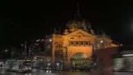 MELBOURNE,AUSTRALIA timelapse video
