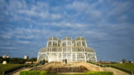 Timelapse View of Botanical Gardens in Curitiba, Parana, Brazil video