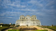 Timelapse View of the Botanical Gardens in Curitiba, Parana, Brazil video
