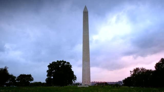 HD timelapse -  Washington Monument video