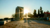 Timelapse - WW1 Memorial (Gallipoli campaign) video