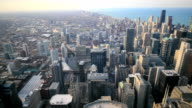 HD Time-lapse:Chicago Skyline video