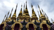 Timelapse:Thai temple video