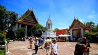 Timelapse-Thailand Temple video