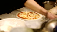 Timelaspe of Pizza in 20 seconds video