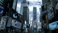 Times Square at day time, Manhattan, New York, USA video