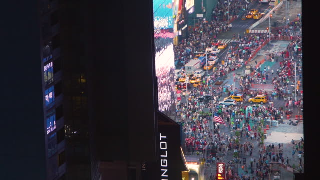 Times Square Energy video