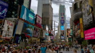 Times square, New York video