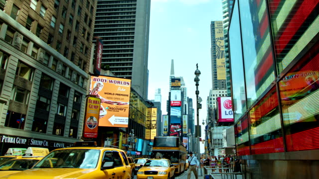 Times square New York video