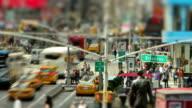 Times Square Pan video