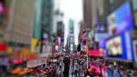 Times Square Time Lapse Wide video