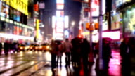 Times Square video